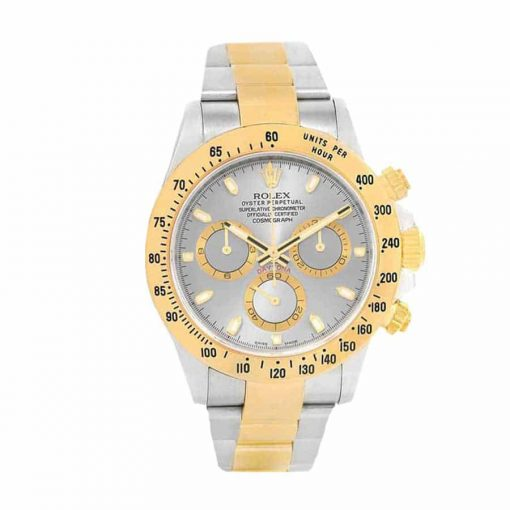 rolex daytona cosmograph 116503 jf stainless steel yellow gold white dial