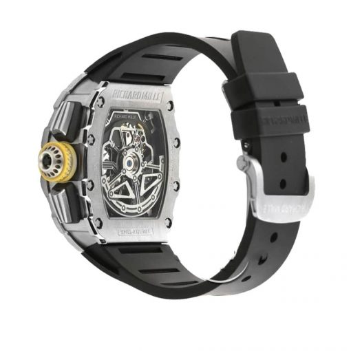 richard mille rm 011 03 titane flyback chronograph automatic replica 4
