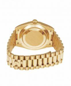 rolex day date yellow gold champagne dial 228238 oyst