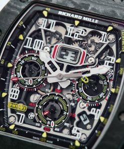 richard mille rm11 03 automatic winding flyback