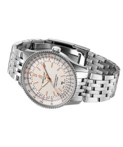breitling navitimer automatic 41 steel a17326211g1a1