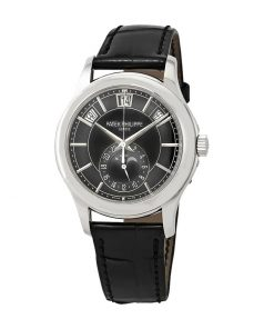 patek philippe complications automatic grey dial 5205g 0