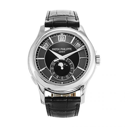 patek philippe complications automatic grey dial 5205g 010 replica